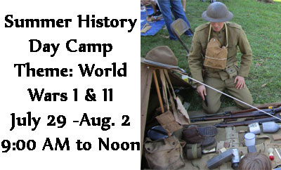 2019 History Day Camp
