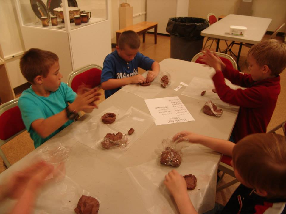 History Day Camp 2014