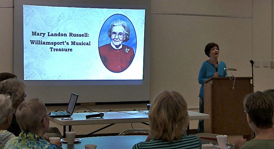 Janet Hurlbert Discusses Mary Landon Russell, a Musical Treasure